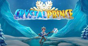 Quickspin社の人気スロット Crystal Prince(クリスタルプリンス)
